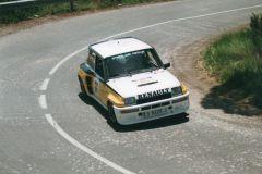 Rallye Valencia 2001 TC A