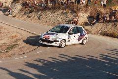 Rallye Alcoy 2001 TC 8 Gorga-Facheca