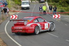 Rallye Alcoy 2008 - TC2 Tudons