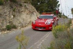 Rallye La Vila Joiosa 2008 - TC4 Finestrat
