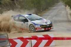 Rallye La Vila Joiosa 2008 - TC6 Relleu
