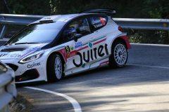 Rallye La Nucia 2019 Shakedown