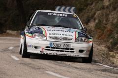 Rallye La Vila Joiosa 2010 - Shakedown
