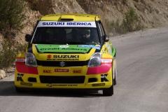 Rallye La Vila Joiosa 2010 - TC3 Orxeta