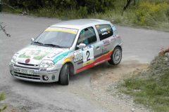 Rallye Costa Blanca 2004 - SS1 Finestrat