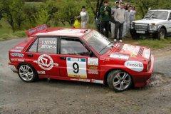 Rallye Costa Blanca 2004 - SS3 Finestrat