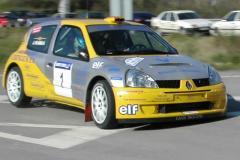 Rallye Guilleries 2004 - B1 Coll de Buc