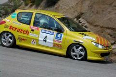 Rallye Guilleries 2004 - C2 Coll de Revell