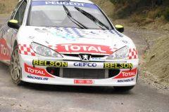 Rallye La Vila Joiosa 2004 - Shakedown