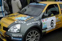 Rallye La Vila Joiosa 2004 - Asistencia