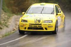 Rallye La Vila Joiosa 2004 - A1 Guadalest