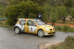 Rallye La Vila Joiosa 2004 - D1 Finestrat