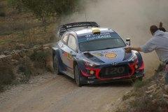 Rallye Cataluña 2018 Tc5 La Fatarella