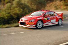 Rallye Catalunya 2005 - SS7 El Lloar