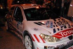 Rallye La Vila Joiosa 2005 - Salida
