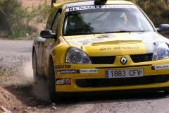 Rallye La Vila Joiosa 2005 - Shakedown