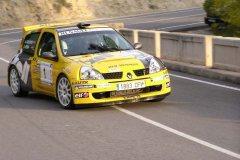 Rallye La Vila Joiosa 2005 - TC1 Guadalest