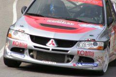 Rallye La Vila Joiosa 2005 - TC4 Guadalest