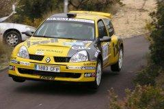 Rallye La Vila Joiosa 2005 - TC7 Finestrat