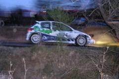 Rallye La Vila Joiosa 2005 - TC10 Finestrat