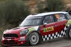 Rally Catalunya 2012 - TC18 Serra d'Almos