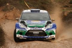 Rally Catalunya 2012 - TC3 Terra Alta