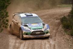 Rally Catalunya 2012 - TC5 Terra Alta