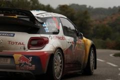 Rally Catalunya 2012 - TC8 El Priorat