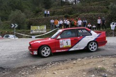 Rallye Alcoy 2006 - TC1 Tudons