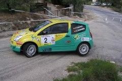 Rallye Alcoy 2006 - TC4 Rebolcat