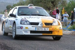 Rallye Alcoy 2006 - TC5 Tudons