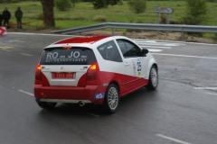 Rallye Alcoy 2008 - TC6 Tudons