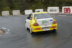 Rallye Alcoy 2009 - TC12 Gorga