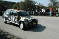 Rallye Cales de Palafrugell 2004 - A1 Els Angels
