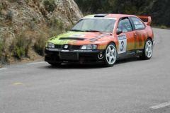 Rallye Cales de Palafrugell 2004 - D1 Sant Grau