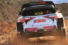 Rallye Cataluña 2019 Shakedown