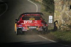 Rallye Cataluña 2019 TC15 Mussara