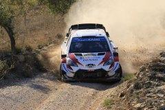 Rallye Cataluña 2019 TC3 Fatarella