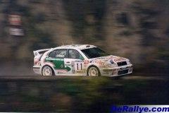 Rallye Catalunya 2000 - TC1 La Trona