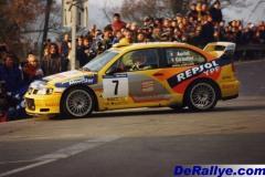 Rallye Catalunya 2000 - TC12 Sant Julia