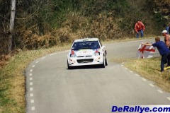 Rallye Catalunya 2000 - TC14 Sant Julia