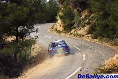 Rallye Catalunya 2000 - TC9 Gratallops