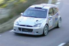 Rallye Catalunya 2003 - SS11 Lluça