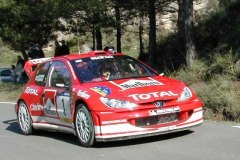 Rallye Catalunya 2003 - SS15 Lluça
