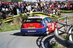 Rallye Catalunya 2003 - SS6 La Trona