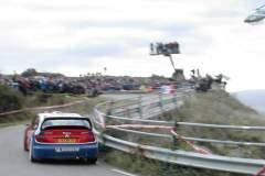 Rallye Catalunya 2004 - TC1 La Trona