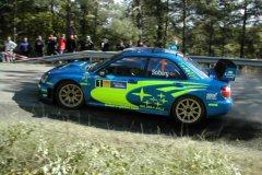 Rallye Catalunya 2004 - TC11 Les Lloses
