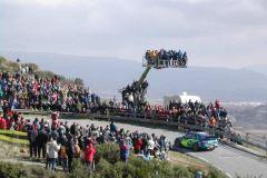 Rallye Catalunya 2004 - TC4 La Trona