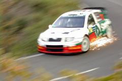 Rallye Catalunya 2005 - Shakedown