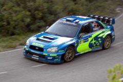 Rallye Catalunya 2005 - SS11 El Lloar